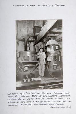 Cabezas tipo Undrive de bombas panoma para pozo profundo