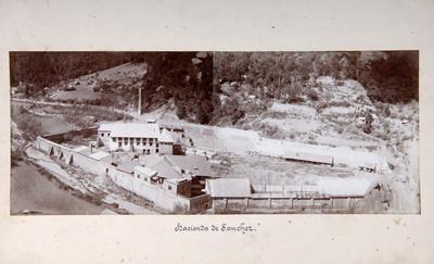 """""""Hacienda de Sánchez"""", vista general"""