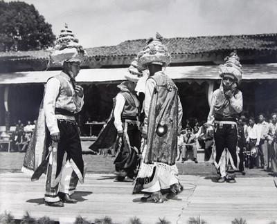 Danza de los Matachines