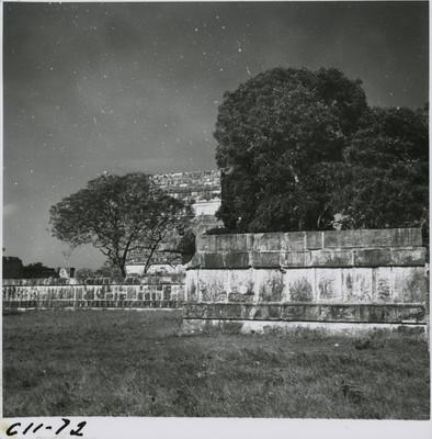 Vista de la Plataforma de las águilas y jaguares