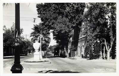 Boulevard Morelos en Torreón