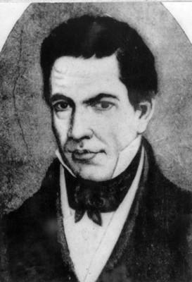 José María Luis Mora, retrato