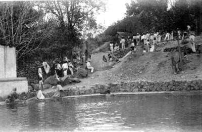 6422. Bathings Tanks near Hercules