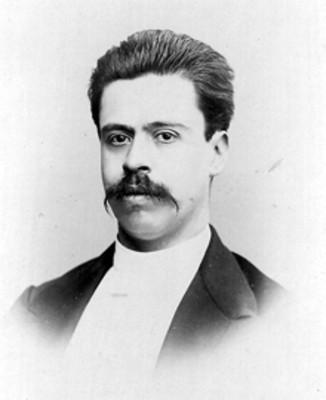 Victor Lucio, retrato