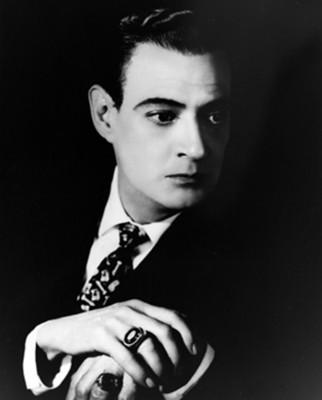 """Salvador Novo"", escritor, retrato"