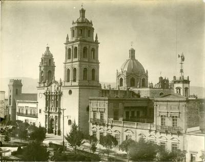 Iglesia de San Francisco, vista general