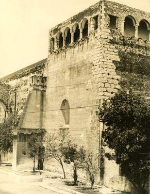 Iglesia del convento de la concepción Mirador