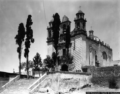 1314: Guanajuato: Capilla de Guadalupe