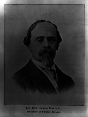 Ignacio Mariscal, abogado, reprografía