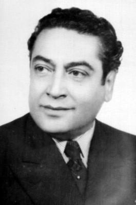 Antonio Gómez Anda, pianista y compositor, retrato