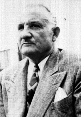 Ríos Zertuche, General, retrato