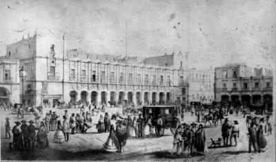 Edificio del Ayuntamiento, fachada