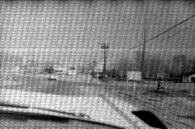 Tramo de una autopista