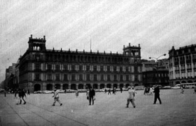 Edificio del Ayuntamiento, vista general