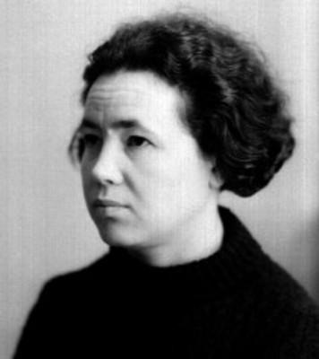Mollie Steimer, retrato