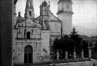 Iglesia, vista de frente