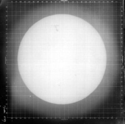 La luna es un documento para graficar coordenadas