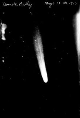 Cometa Halley 12-05-1910