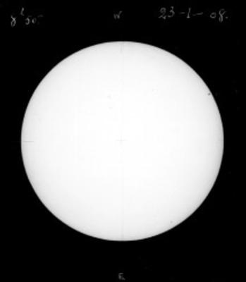 """El sol a """" 8h 50 m del 23-05-08"""""""