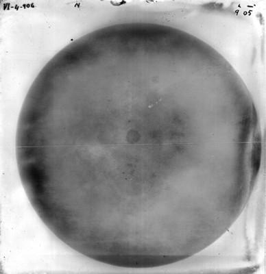 """La luna a """"9 h 05m del VI-4-906"""""""
