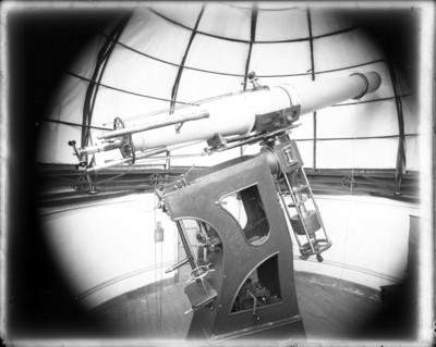 Telescopio refractor Gran Ecuatorial