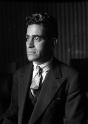 José Morales Hesse, gerente de la F.F.C.C., retrato