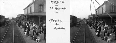F.C. Mexicano, estación de Apizaco