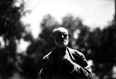"""Gerardo Murillo """"Dr. Atl"""", pintor, retrato"""