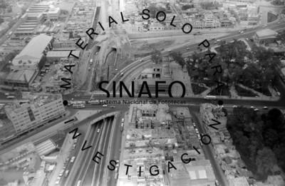 Vista aérea de tacubaya