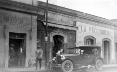 Peluquería y expendios en Pachuca