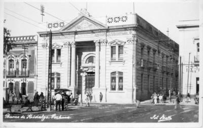 Banco de Hidalgo. Pachuca