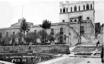 El Instituto, Pachuca