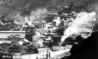 Mina de Loreto. Ca. del Real del Monte y Pachuca