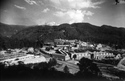 Planta San Rafael y monte Texcalychuatitla