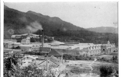 Fábrica de papel San Rafael, vista general