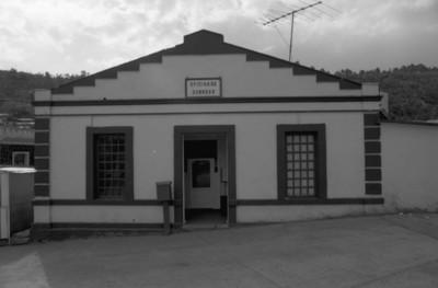 """""""Oficina de correos"""", fachada"""