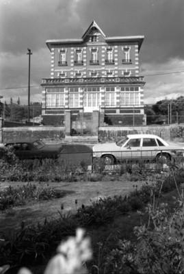 """Antiguo """"Casino Cosmopolita"""" perteneciente a la fábrica de San Rafael"""