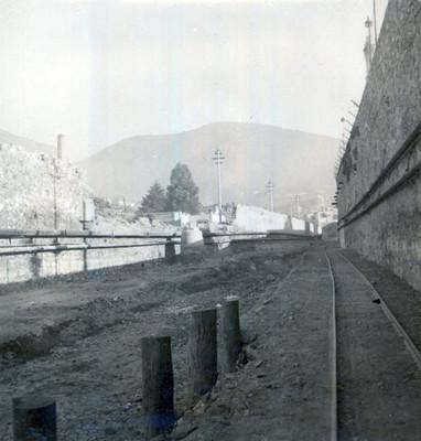 Tramo desazolvado del Puente Benito Juárez al Puente Purísima Chica