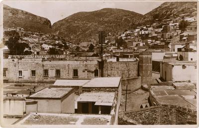 Edificios de las Las Cajas Reales, vista lateral desde el noreste