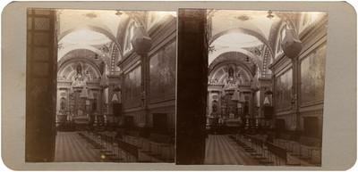 Parroquia de San Felipe Apóstol, interior