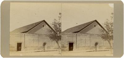 Casa donde estuvo preso el Sr. Hidalgo