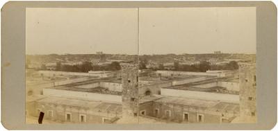 Panorama de la ciudad de Monclova (Coah.)