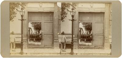 Puerta principal de la casa de Hidalgo en Dolores