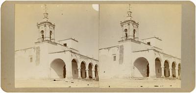 Capilla de la hacienda de Río Florido por donde pasó preso Hidalgo