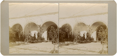 Interior de la Francia Chiquita ó Casa de Hidalgo en San Felipe Torres Mochas