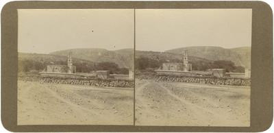 Panorama de la hacienda de Juan Martín (Gto.)