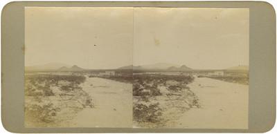 Panorama de la hacienda de Cadena