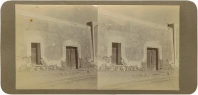 Casa en donde estuvo preso el Sr. Hidalgo en Viesca