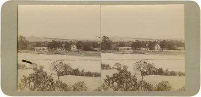 """""""Hacienda de Burras"""", vista panorámica"""