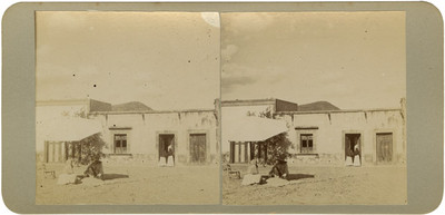 Casa que habitó el señor cura Hidalgo en Chamacuero